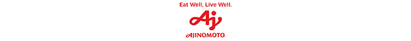 Eat Well, Live Well. AJINOMOTO
