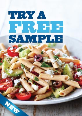 Try a Free Sample - NEW