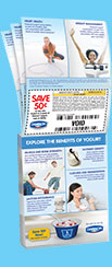 Free Dannon® Coupon Referral Pad