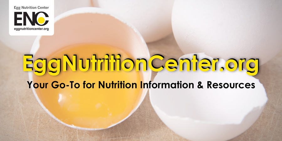 EggNutritionCenter.org - Your Go-To for Nutrition Information & Resources