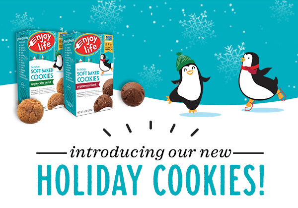 Introducing Our New Holiday Cookies!