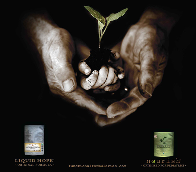 Liquid Hope, Original Formula, Nourish, Optimized For Pediatrics - http://www.functionalformularies.com/
