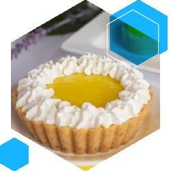 Thickened Lemon Cream Cheese Pie Recipe