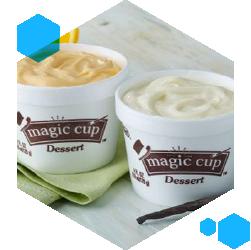 Hormel Health Labs Magic Cup Dessert