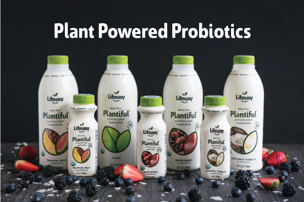 Plant Powered Probiotics