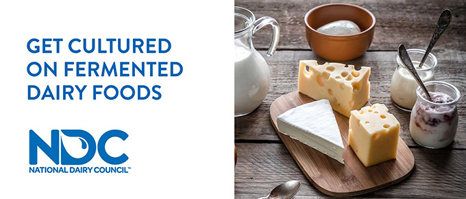 Get cultured on fermented dairy foods