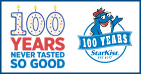 100 Years Never Tasted So Good!