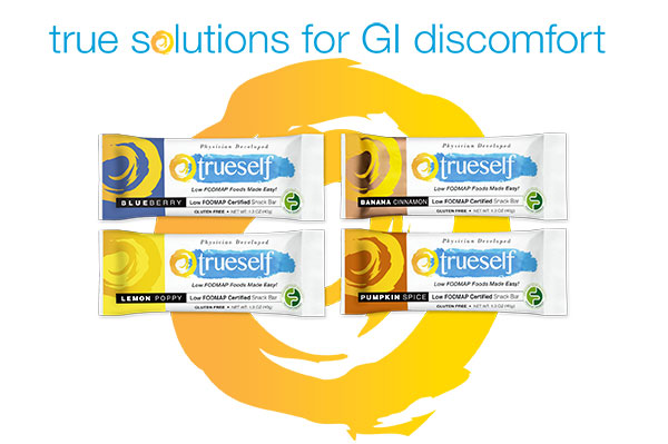 Trueself Foods(TM) - true solutions for GI discomfort