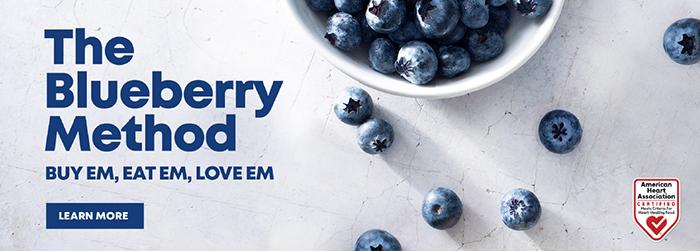 The Blueberry Method | Buy em, Eat em, Love em | Learn More