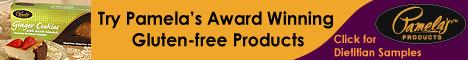 Try Pamela's Award Wining Gluten-free Products